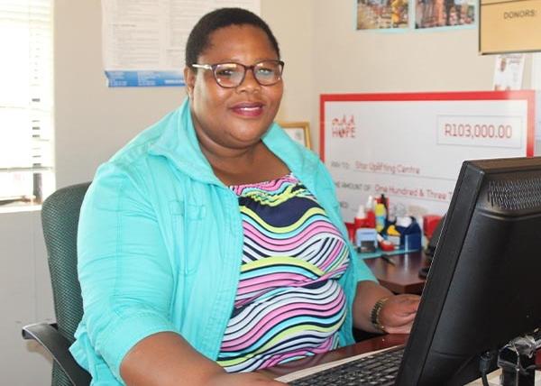 Zoleka Mthuze